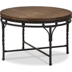 Austin Coffee Table in Antique Bronze - YLX-2687-CT