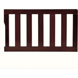 Dreamonme Universal Toddler Guard Rail in Dark Espresso - 692-NE1