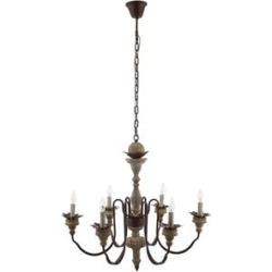 Modway Bountiful Vintage French Pendant Ceiling Light Candelabra Chandelier found on Bargain Bro Philippines from Cymax for $502.99