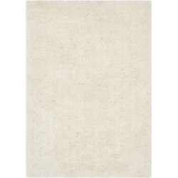 Safavieh Venice Shag 8' X 10' Hand Tufted Rug in Pearl found on Bargain Bro Philippines from Cymax for $418.99