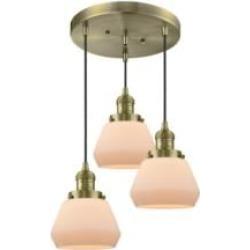 Innovations Lighting 211-3-G171 Fulton 13