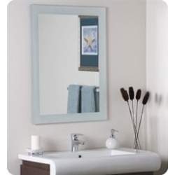 Decor Wonderland SSM502 Sands Frameless Wall Mirror