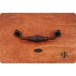 "RK International CP-3721 5 3/4"" Indian Drum Hanging Cabinet Pull"