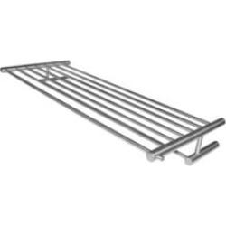 """Cool Lines 80025 Cool Line 25"""" Wall Mount Towel Rack with Bar"""