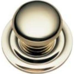 """Phylrich K19 Marquis & Jamestown 1 1/4"""" Round Shaped Cabinet Knob"""