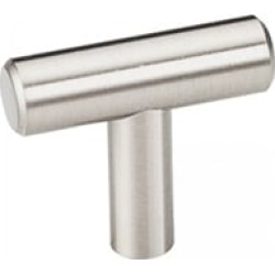 Hardware Resources 39SS Naples Cabinet Knob in Stainless Steel