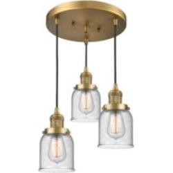 Innovations Lighting 211-3-G54 Small Bell 11