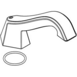 Moen 122554 Felicity Low Arc Spout Kit for Two Handle Widespread Lavatory Faucet