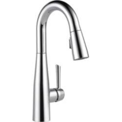 Delta 9913 Essa Single Handle Pull-Down Bar / Prep Faucet