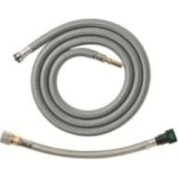Hansgrohe 88624000 Hose for Pull Down Kitchen Faucet in Chrome