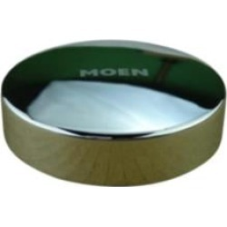 Moen 104590 3.5 GPF Piston Replacement Cap Assembly in Chrome