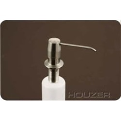 Houzer 170-2400 Deck Mounted Soap and Lotion Dispenser from the Preferra Collection found on Bargain Bro India from Decor Planet for $33.40