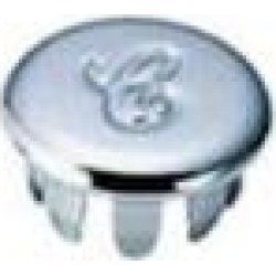 Danze DA206041 Index Button for Sheridan Faucet - Hot and Cold Side found on Bargain Bro from Decor Planet for $0.65