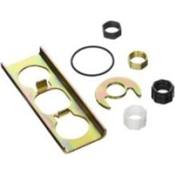 Moen 113173 Mounting Hardware Kit for 7597 Series Single Handle Pull-Out Kitchen Faucet