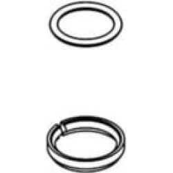 Moen 137522 O-Ring Kit for Level Single Handle Kitchen Faucet in Chrome