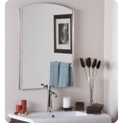 Decor Wonderland SSM45 Seasons Frameless Wall Mirror