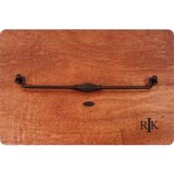 "RK International CP-3723 12 3/4"" Indian Drum Hanging Cabinet Pull"
