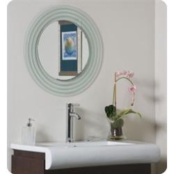 Decor Wonderland SSM9998 Isabella Frameless Wall Mirror