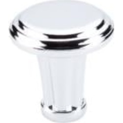"""Top Knobs TK196 Luxor 1 1/4"""" Zinc Alloy Cone Shaped Cabinet Knob"""