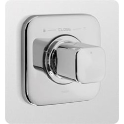 """TOTO TS630D2 Upton 5 1/2"""" Two-Way Volume Control Shower Trim"""