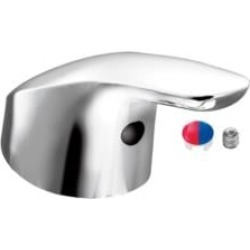 Moen 42000 Baystone Lever Handle Kit for Bathroom Sink Faucet in Chrome