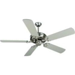 """Craftmade K10679 CXL 5 Blades 52"""" Indoor Ceiling Fan in Brushed Nickel"""
