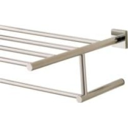 "Valsan 676632 Braga 23 3/4"" Wall Mount Towel Rack"