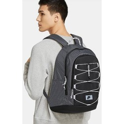 Nike Hayward 2.0 Backpack in Grey/Black/Black Nylon/100% Polyester found on Bargain Bro from Finish Line for USD $49.40