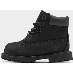 Timberland Kids' Toddler 6 Inch Premium Boots in Black/Black Size 9.0 Leather found on Bargain Bro Philippines from Finish Line for $80.00