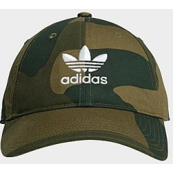 Adidas Originals Precurved Washed Strapback Hat in Green 100% Cotton found on MODAPINS from Finish Line for USD $20.00