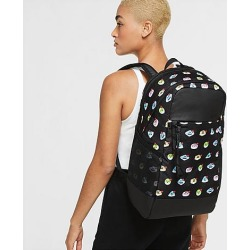 Nike Sportswear Essentials Backpack in Black/Black Nylon/100% Polyester found on Bargain Bro from Finish Line for USD $60.80