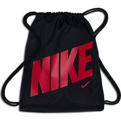Nike Kids' Graphic Gym Sack in Black/Black 100% Polyester found on Bargain Bro from Finish Line for USD $6.08