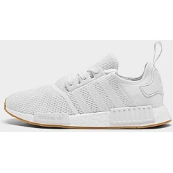 Adidas Men's Originals NMD R1 STLT Primeknit Casual Shoes in White Size 7.5 found on Bargain Bro Philippines from Finish Line for $140.00