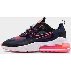 Nike Women's Air Max 270 React SE Sensory Air Casual Shoes in Blue/Black Size 11.5 found on Bargain Bro Philippines from Finish Line for $170.00