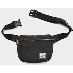 Herschel Women's Fifteen Waist Pack in Black/ Cotton/Canvas found on Bargain Bro from Finish Line for USD $24.31