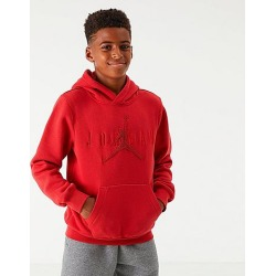 Jordan Boys' Air Hoodie in Red Size Small Fleece found on MODAPINS from Finish Line for USD $25.00
