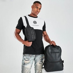 Finishline Supply & Demand Backpack Fanny Pack in Black/Black found on Bargain Bro from Finish Line for USD $15.20