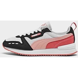 Puma Girls' Big Kids' R78 Casual Shoes in White/Pink Size 6.0 Leather/Suede found on Bargain Bro Philippines from Finish Line for $40.00