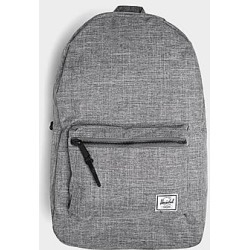 Herschel Settlement Backpack in Grey/Raven Crosshatch Leather found on MODAPINS from Finish Line for USD $69.99