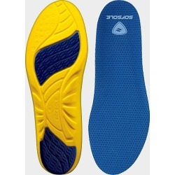 Sof Sole Men's Athlete Insole Size 13-14 in Yellow/Blue/M 13-14 found on Bargain Bro Philippines from Finish Line for $5.00