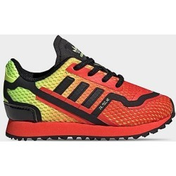 Adidas Boys' Toddler Originals ZX 750 HD Casual Shoes in Orange Size 4.0 found on MODAPINS from Finish Line for USD $50.00