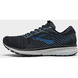 Brooks Men's Ghost 12 Running Shoes in Black Size 13.0