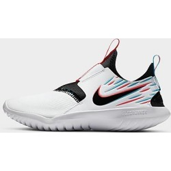 Nike Big Kids' Flex Runner Light Running Shoes in White Size 6.5 Leather found on Bargain Bro Philippines from Finish Line for $55.00