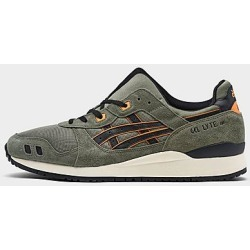 Asics Men's GEL-Lyte III Casual Shoes in Green/Lichen Green Size 10.5 Leather found on Bargain Bro Philippines from Finish Line for $110.00