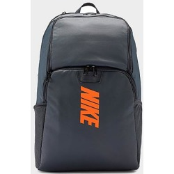 Nike Brasilia Varsity Training Backpack in Grey/Flint Grey Nylon/Polyester found on Bargain Bro from Finish Line for USD $49.40