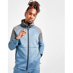 Gym King Men's Poly Full-Zip Hoodie in Blue Size Large found on MODAPINS from Finish Line for USD $75.00