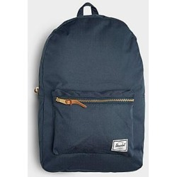 Herschel Settlement Backpack in Blue/Navy Leather found on Bargain Bro from Finish Line for USD $53.19