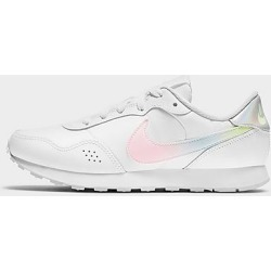 Nike Girls' Big Kids' MD Valiant MWH Training Shoes in White/White Size 6.0 Leather found on Bargain Bro Philippines from Finish Line for $65.00