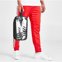 Adidas Originals 3-Stripes Shoe Bag in Black 100% Polyester found on MODAPINS from Finish Line for USD $30.00
