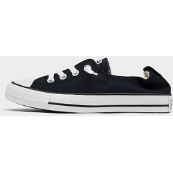 Converse Women's Chuck Taylor All Star Shoreline Casual Shoes in Black/Black Size 8.5 Canvas found on Bargain Bro from Finish Line for USD $41.80